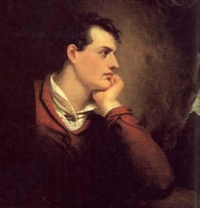 Pensive Byron