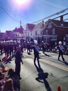 coopersburg parade1