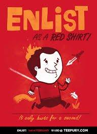enlist as a redshirt