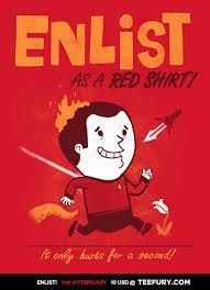 enlist as a redshirt