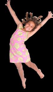 jumping-girl